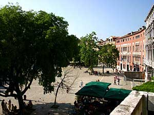 View of Campo San Polo