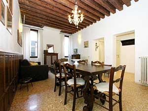 Venitian apartment in Canaregio